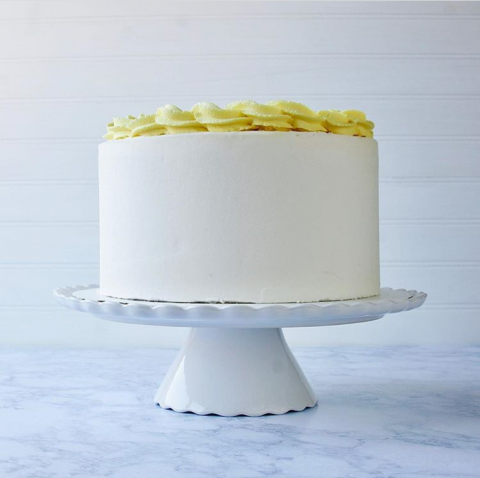 What's the best way to get crisp icing on cakes?