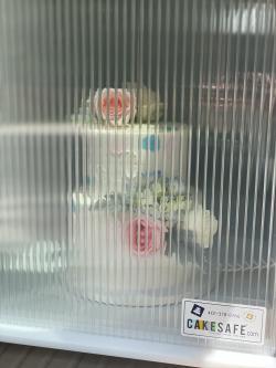 Destination Wedding Cake Delivery
