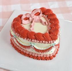 Heart Shaped Cakes Made Easy