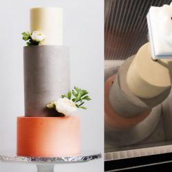 How to deliver a tiered cake?