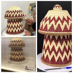 How to move a sculpted cake?